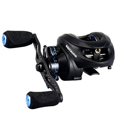 Assassin Carbon Baitcasting Reel by KastKing