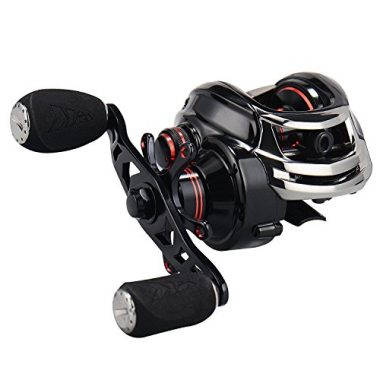 KastKing Royale Whitemax Low Profile Fishing Baitcasting Reel