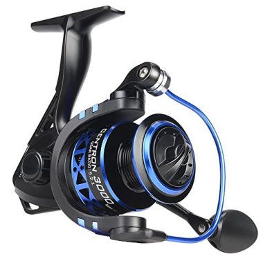 Summer And Centron Spinning Fishing Reel By KastKing