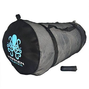 Mesh Duffel Gear Bag By Kraken Aquatics
