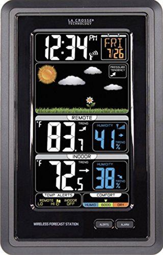 La Crosse Technology S88907 Indoor Outdoor Thermometer