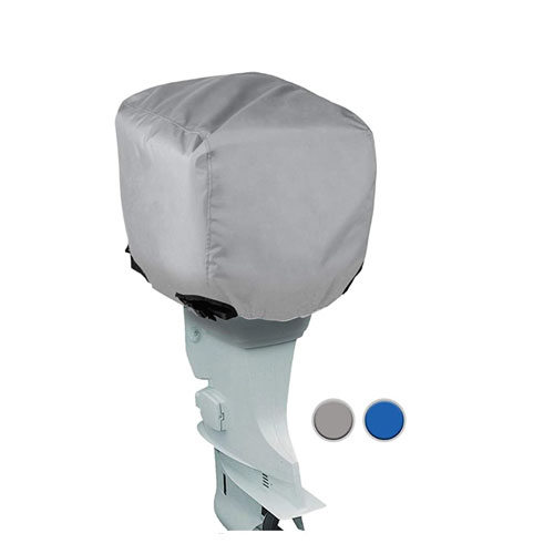 Leader Accessories Trailerable Waterproof Outboard Motor Cover