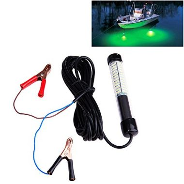 Lightingsky 12V 10.8W LED Submersible Fishing Light
