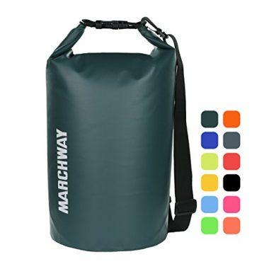 Floating Waterproof Dry Bag By Marchway