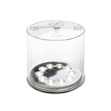 Luci Outdoor Inflatable Solar Light By MPOWERED