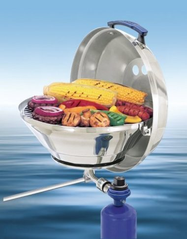 Magma Marine Kettle Gas Boat Grill
