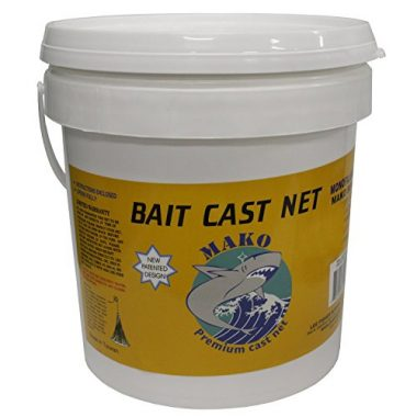 Lee Fisher Mako Bait Cast Net