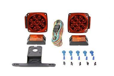 MaxxHaul 70205 12V LED Submersible Trailer Lights