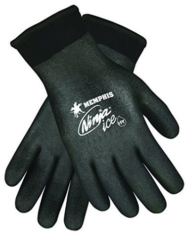 Memphis Glove N9690FCL Ninja Ice FC Nylon Back Double Layer Gloves