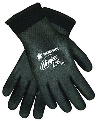 Memphis Glove N9690FCL Ninja Ice FC Nylon Back Double Layer Gloves