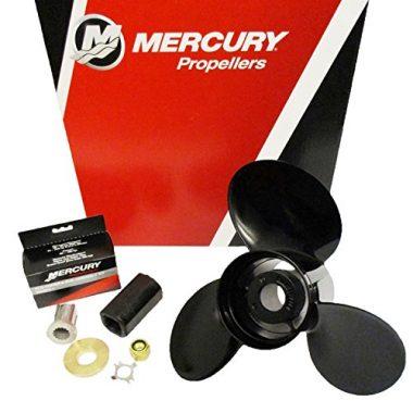 Mercury Black Max Boat Propeller 15×17