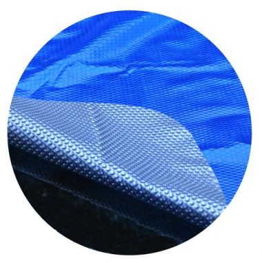 MidWest Canvas 21-Feet Round Above Ground Solar Pool Cover