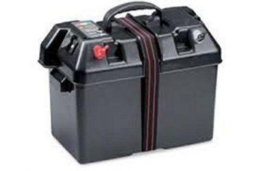 MinnKota Trolling Motor Marine Battery Box