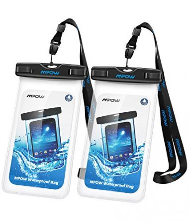 Mpow Universal Waterproof Phone Case