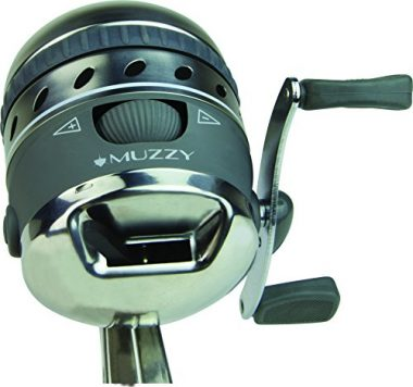 Muzzy 1069 XD Pro Spin Style Bowfishing Reel