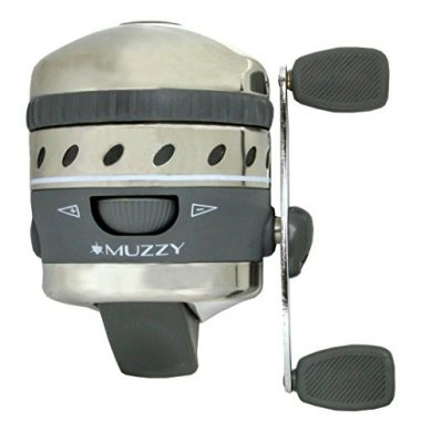 Muzzy 1077Xd Pro Spin Style Bowfishing Reel