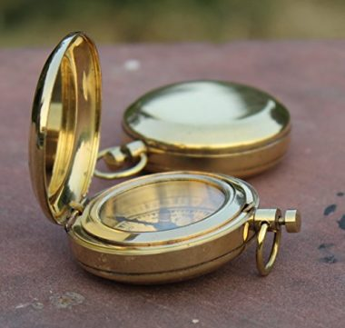 Nautical Collectible Retro Style Compass By Collectibles Buy