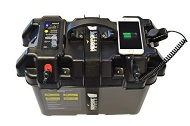 Newport Vessels Trolling Motor Smart Marine Battery Box