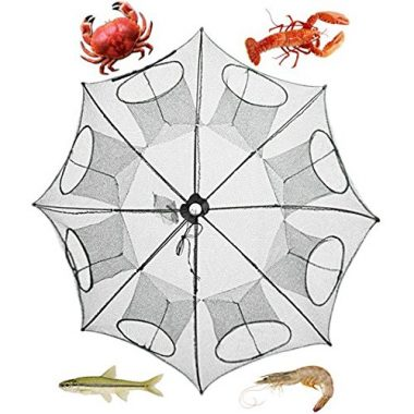 Noa Store NEW Fishing Bait Foldable Trap Cast Net