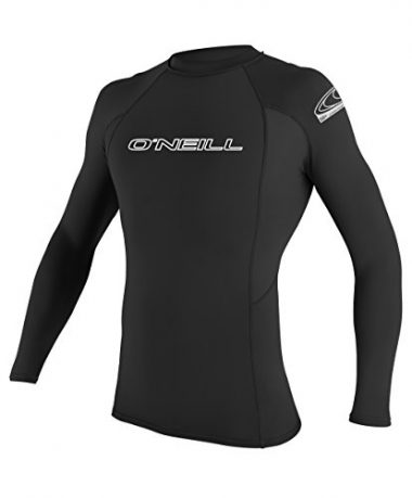 Men's Basic Skins Long Sleeve Rash Guard By O'Neil Wetsuits