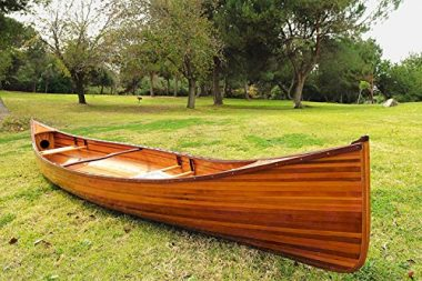 Old Modern Handicrafts Real Canoe