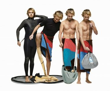 PVC Wetsuit Changing Mat By Curve