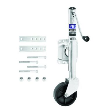 Pro Series Swivel Trailer Tongue Jack