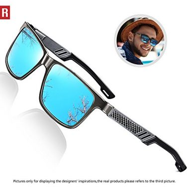ROCKNIGHT UV Protection Polarized Sunglasses