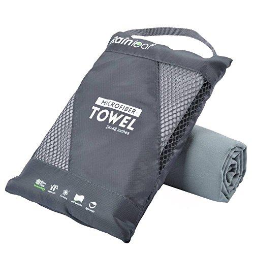 RainLeaf Microfiber Fast Drying – Super Absorbent Swim Towel
