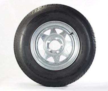 Rainier ST ST175/80R13 LRC Radial Trailer Tire