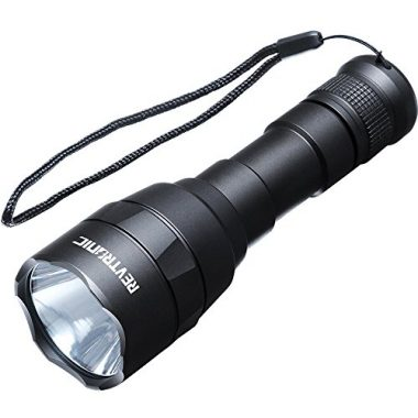 Rechargeable LED Flashlight By Revtronic