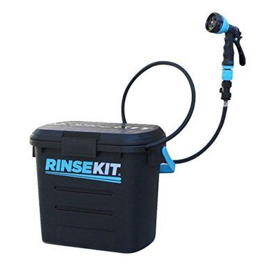 Portable Outdoor Shower By Rinse Kit