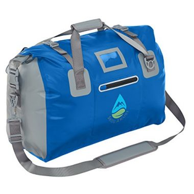 Waterproof Duffel Bag By Såk Gear