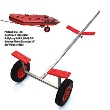Portable Boat Hand Dolly Set by Seamax