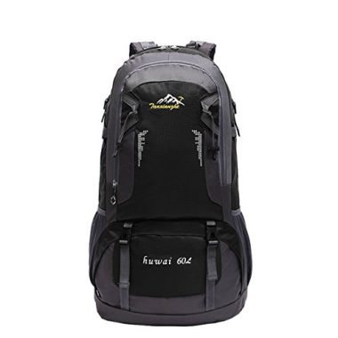 60L Hiking Backpack By SMUNIFUR