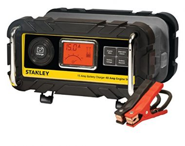 Stanley Bench Marine Battery Charger