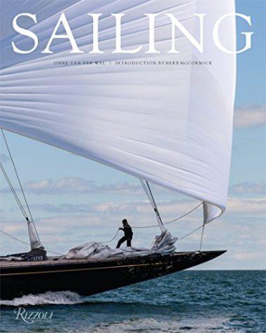 Onne van der Wal Sailing Hardcover