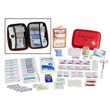 Scuba Diver First Aid Kit By Dive 1st Aid