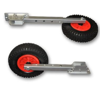 Deluxe 4 by 4 Boat Launching Dolly by Seamax