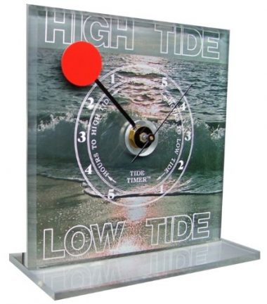 Seascape Tide Timer Tide Clock By Schelling Corporation