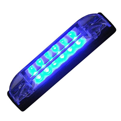 Shoreline Marine Color LED Utility Strip Boat Underwater Light