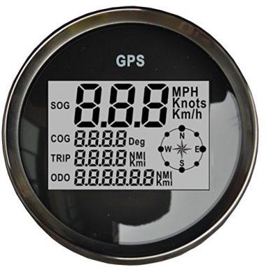 Sican Digital GPS LCD Speedometer