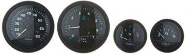 Sierra International Eclipse Speedometer