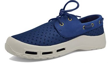 SoftScience The Fin Men's Boating/Fishing Shoes