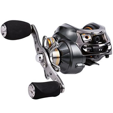 Sougayilang Baitcasting Fishing Reel