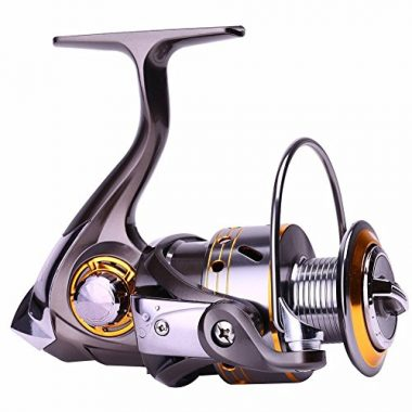 Ultralight Spinning Reel For Bass Fishing By Sougayilang