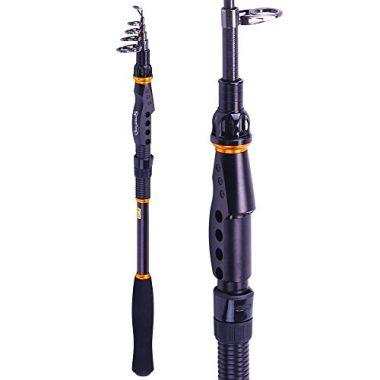 24 Ton Carbon Fiber Fishing Rod By Sougayilang
