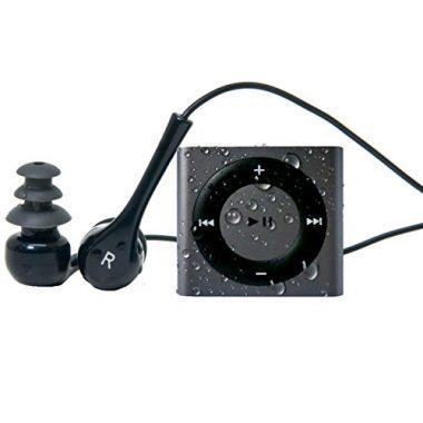 Waterproof iPod Shuffle By Underwater Audio