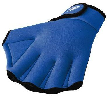 Aqua Fit Swim Training Gloves By Speedo