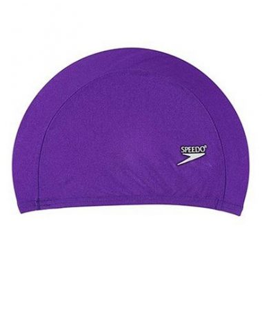 Lycra Solid Swim Cap By Speedo